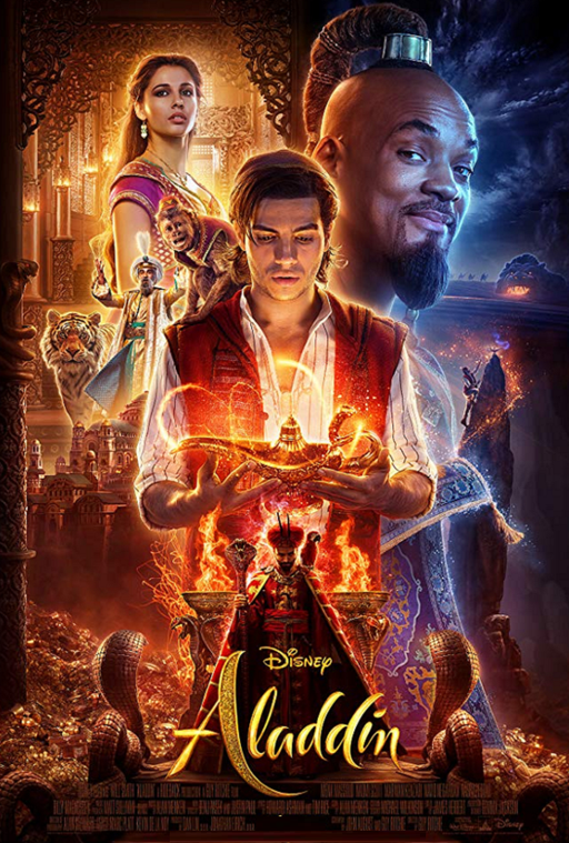 Aladdin 2019 Google Play HD (VUDU/iTunes via MA)