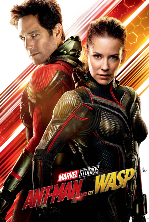 Ant-Man and the Wasp Google Play HD