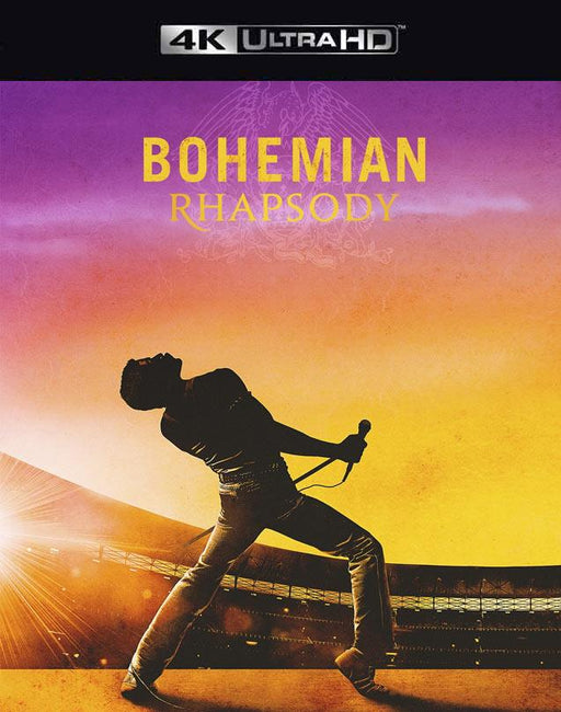 Bohemian Rhapsody VUDU 4K iTunes 4K Via Movies Anywhere