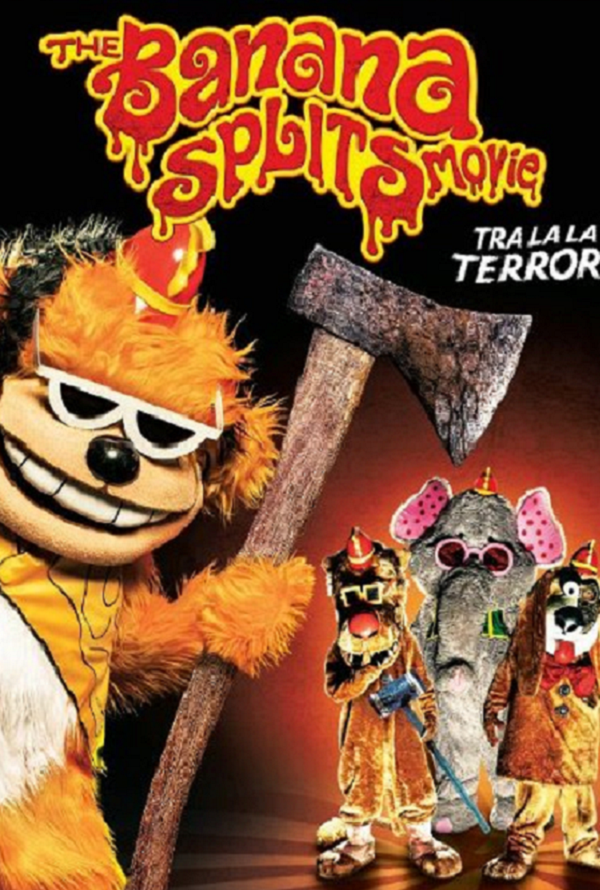 The Banana Splits Movie VUDU HD or iTunes HD via MA