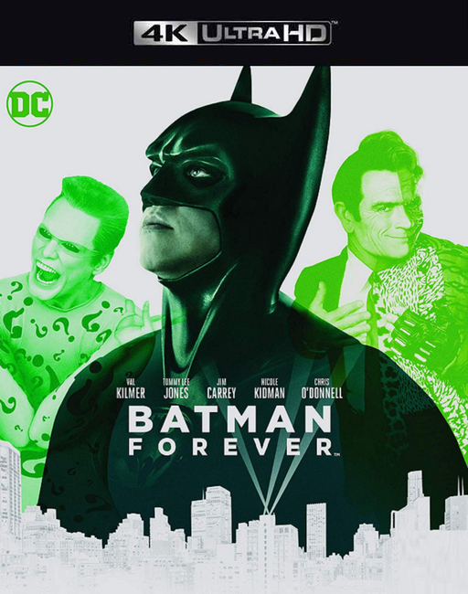Batman Forever VUDU 4K or iTunes 4K via Movies Anywhere