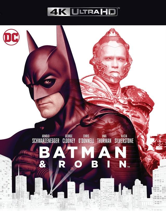 Batman and Robin VUDU 4K or iTunes 4K via MA