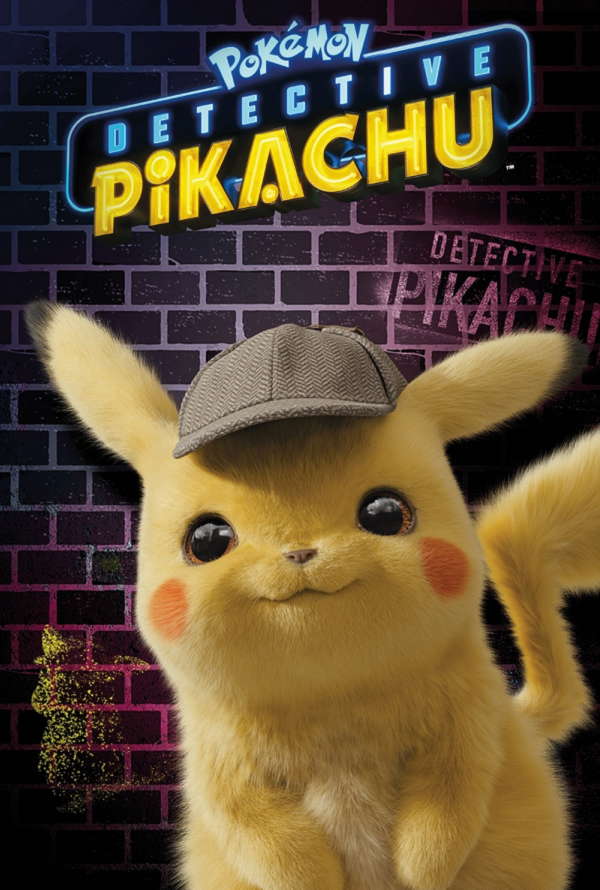Pokemon Detective Pikachu VUDU HD or iTunes HD via MA