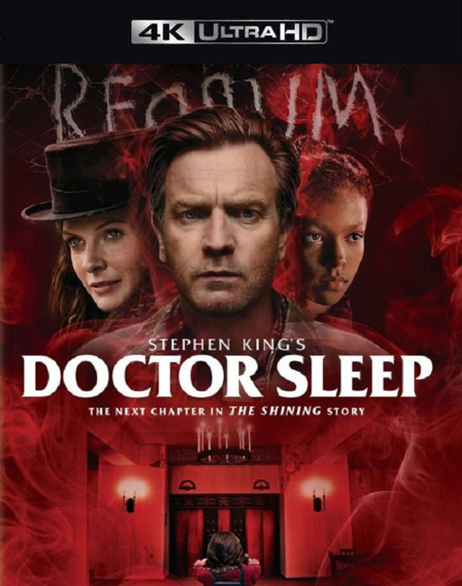 Doctor Sleep VUDU 4K Instawatch (iTunes 4K via MA)