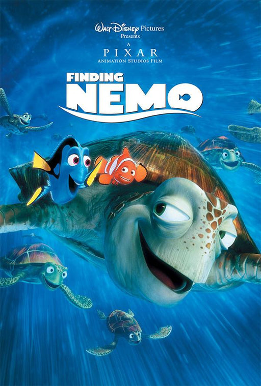 Finding Nemo MA VUDU HD iTunes HD
