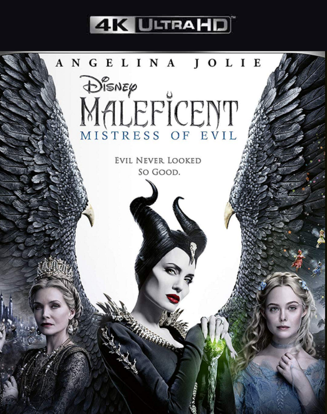 Maleficent Mistress of Evil MA 4K VUDU 4K iTunes 4K