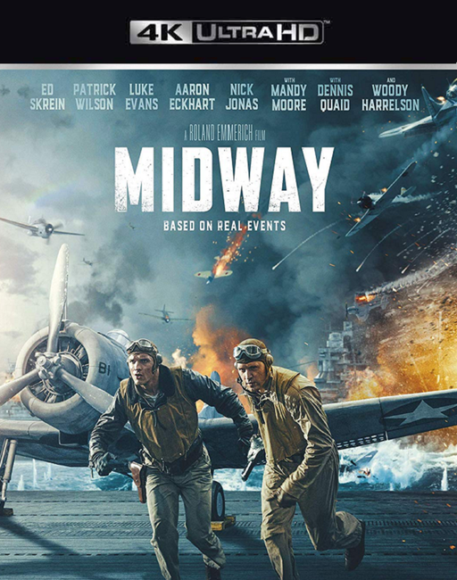 Midway VUDU 4K Instawatch Early Release