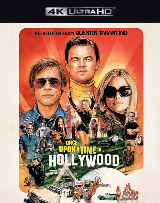 Once Upon a Time in Hollywood VUDU 4K Instawatch (Transfers to MA)