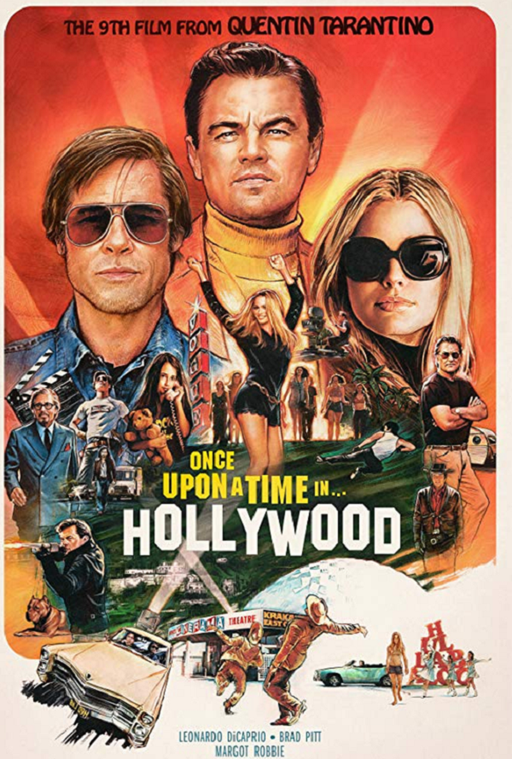 Once Upon a Time in Hollywood VUDU HD or iTunes HD via MA