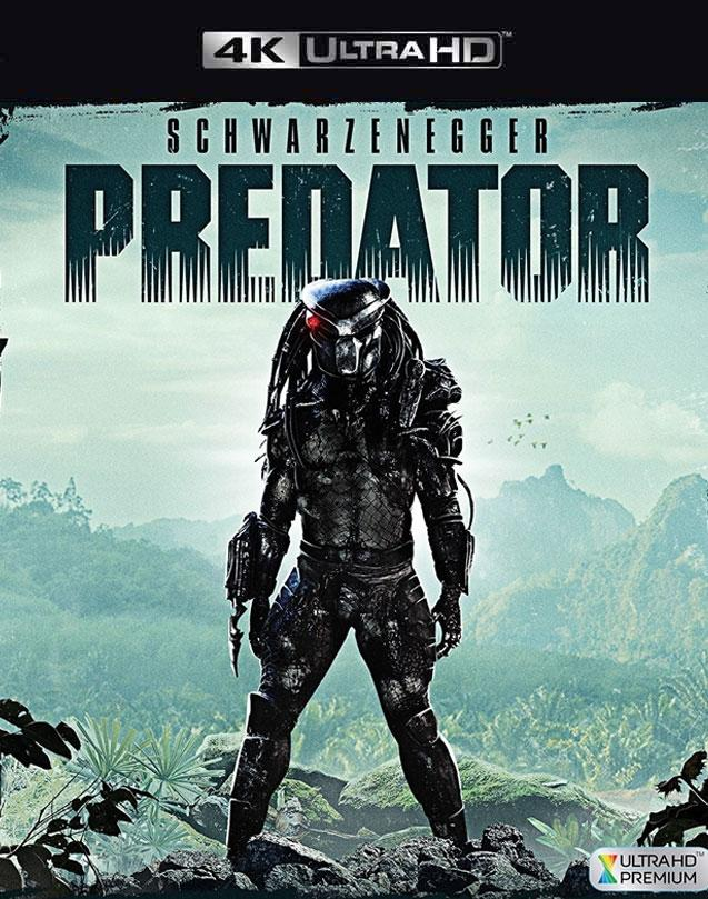 Predator VUDU 4K or iTunes 4K via Movies Anywhere