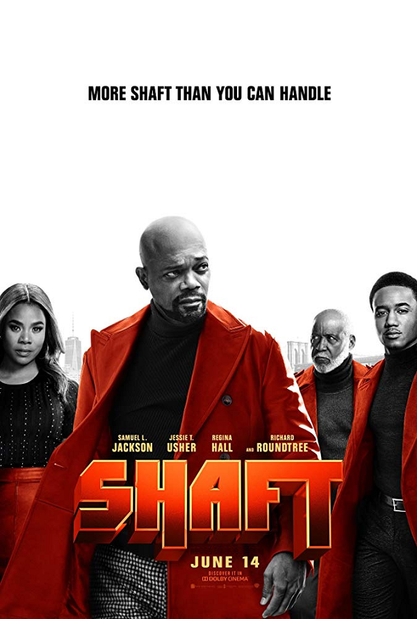 Shaft 2019 VUDU HD or iTunes HD via MA