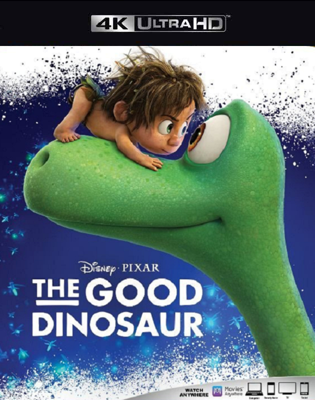 The Good Dinosaur MA 4K VUDU 4K iTunes 4K