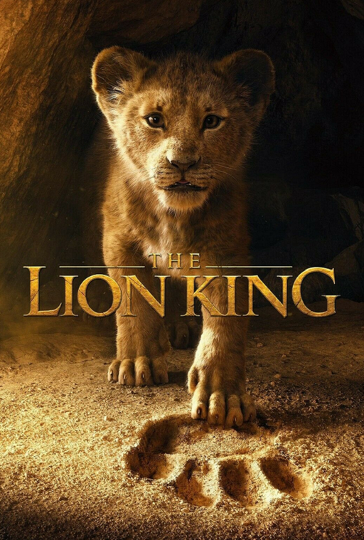 The Lion King 2019 MA VUDU HD iTunes HD