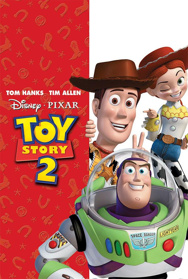 Toy Story 2 Google Play HD (VUDU & iTunes HD via MA)