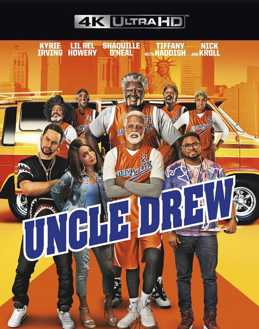 Uncle Drew VUDU 4K or iTunes 4K