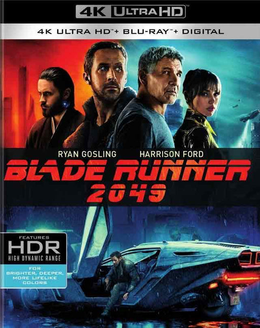 Blade Runner 2049 VUDU 4K or iTunes 4K via Movies Anywhere
