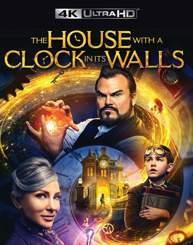 The House with a Clock in Its Walls VUDU 4K or iTunes 4K via Movies Anywhere