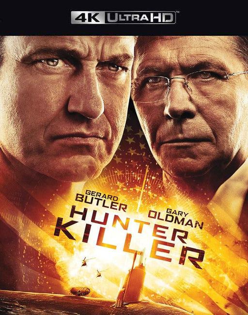 Hunter Killer VUDU 4K or iTunes 4K