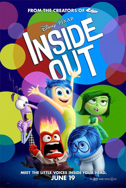 Inside Out Google Play HD (VUDU/iTunes HD via MA)