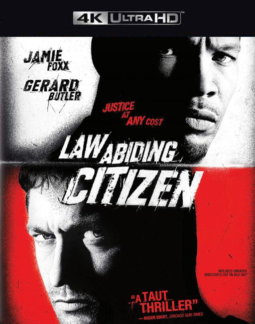 Law Abiding Citizen VUDU 4K