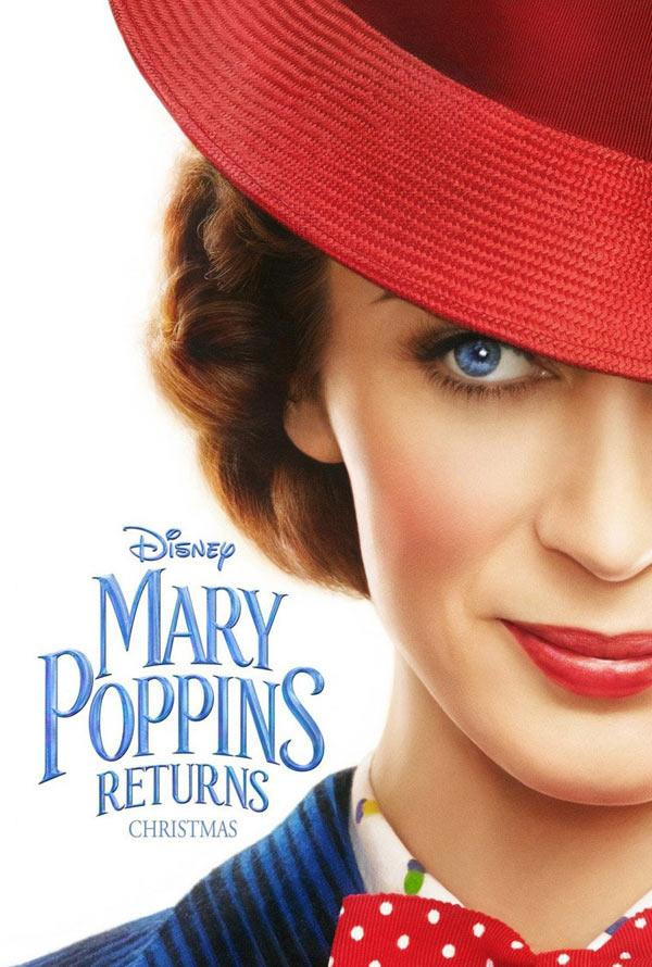 Mary Poppins Returns Google Play HD (Transfers to MA)