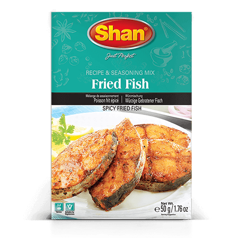 FRIED FISH SHAN COOKING RECIPE
