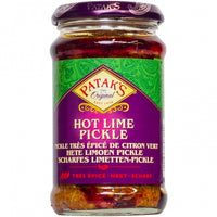 Pataka´s Hot Lime Pickle 283g
