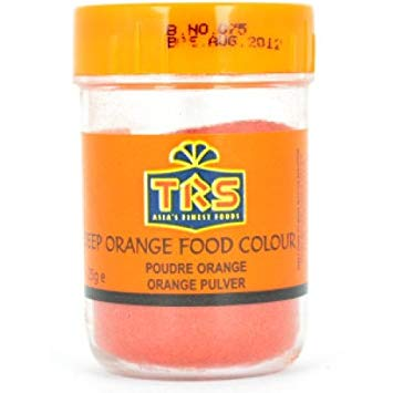 Food Colour - Deep Orange 25g Al-Noor.de Al-Noor.de