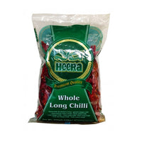 HEERA Whole Long Chilli 200g