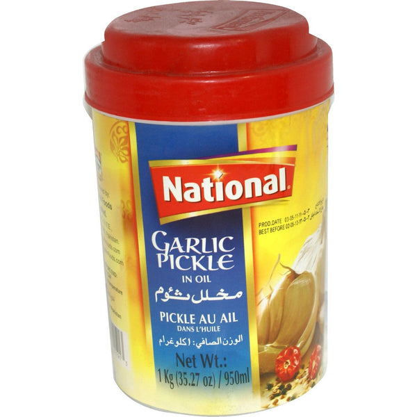 Shan Garlic Pickel 1kg National Al-Noor.de