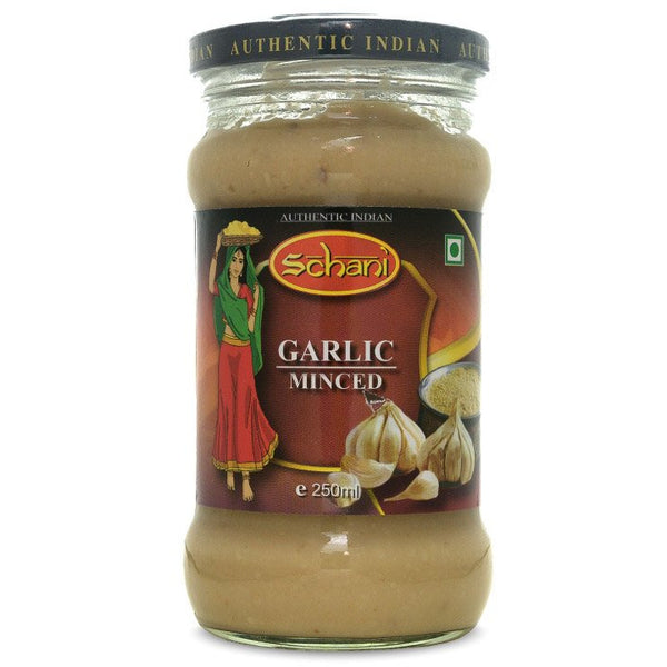 Schani Garlic Minced 250ml