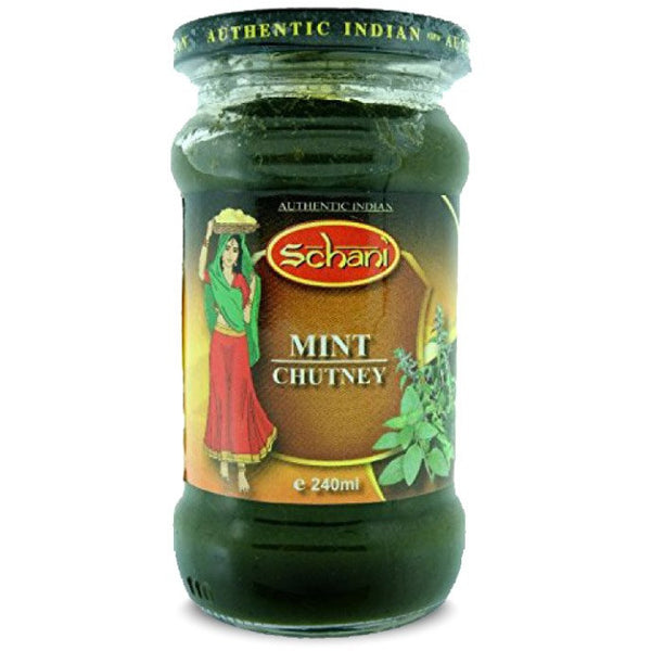Schani Mint Chutney 240ml