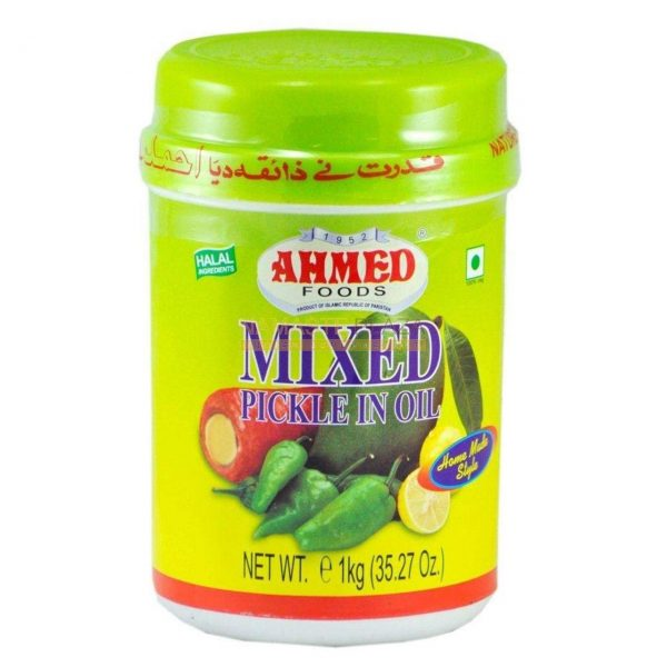 Mixed Pickle 1Kg Ahmed Al-Noor.de Al-Noor.de