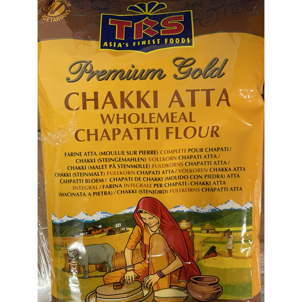 Trs Chaki Atta (WholeMeal) 5kg