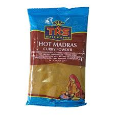 TRS, Hot Curry Powder Madras TRS Al-Noor.de