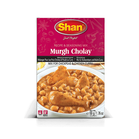 Shan Murgh Cholay Masala (Chicken Chickpeas Curry) 50g Al-Noor.de Al-Noor.de