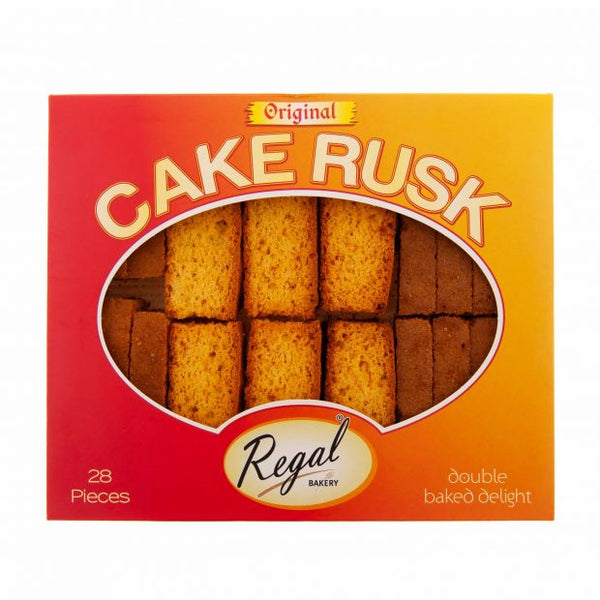 Regal Original Cake Rusks 28 Pieces Al-Noor.de Al-Noor.de