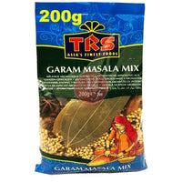 TRS Garam Masala Mix  whole - 200 g TRS Al-Noor.de