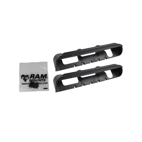 "RAM Tab-Tite™ Cradle (2 qty) Cup Ends for 10"" Tablets (RAM-HOL-TAB8-CUPSU) - RAM Mounts Indonesia"