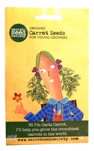 Carla Carrot Story & Seed Pack