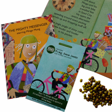 Mingo Mung Story & Seed Pack