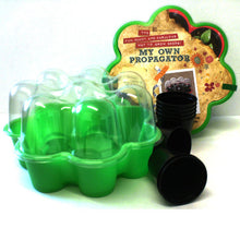 Green Pod Propagator, great for windowsill growing.