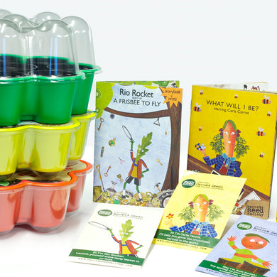 Traffic Light Propagator Growing Kit