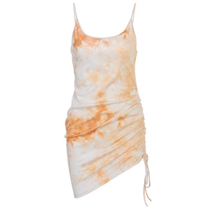 Be My Sunshine Tie Dye Dress
