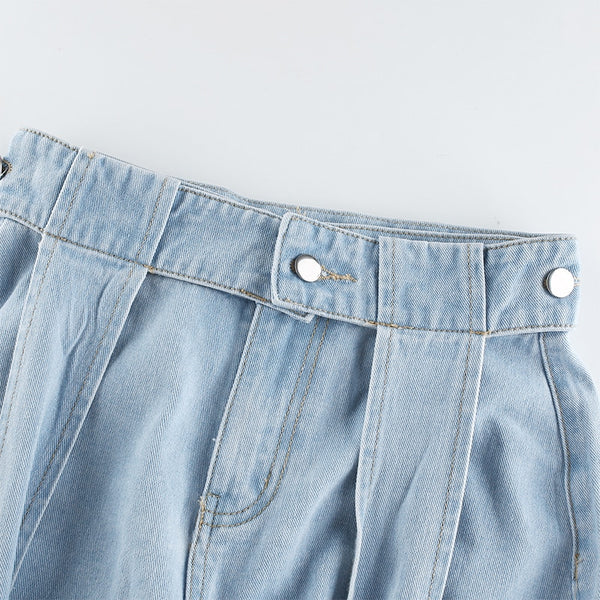 Madison Detachable Jean Shorts