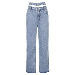 Mia Light Wash Jeans