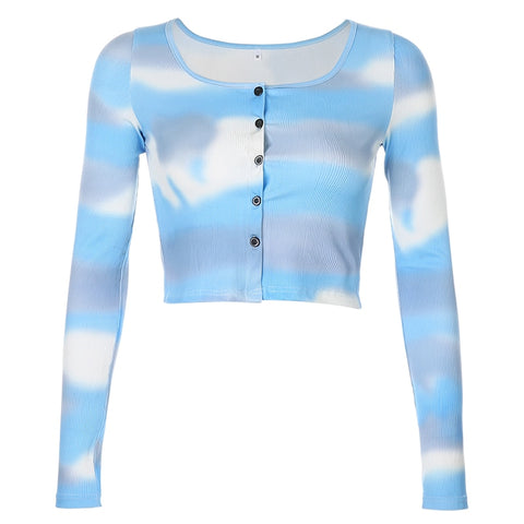 Molly Tie Dye Top