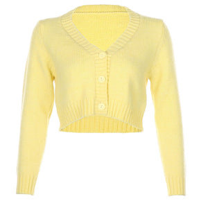 Cora Sunshine Cardigan