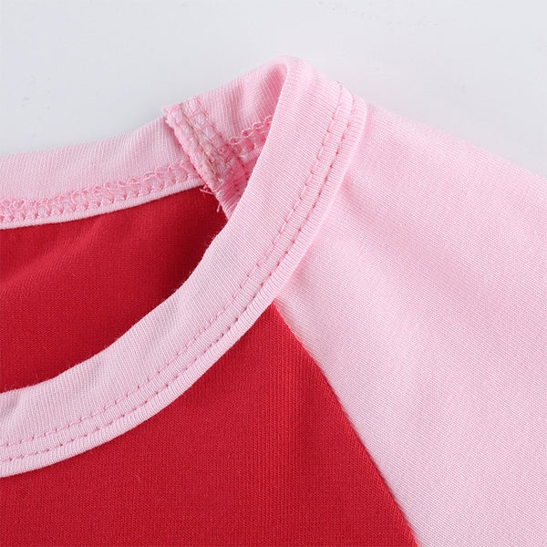 Strawberry Cropped Tee