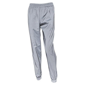Basic Reflective Elasticated Waistband Joggers